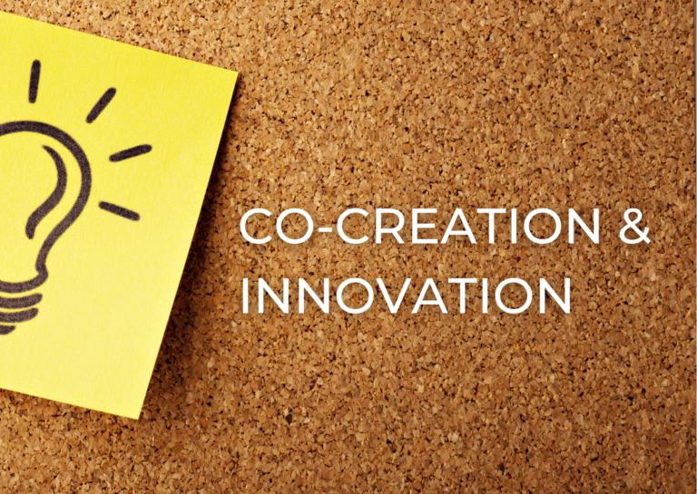 Corkboard with Post-it idea icon